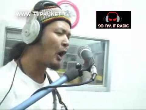 TV PHUKET วงมัวตัว  Fm. 98.0 IT Radio Phuketเพลง ไข่บิน