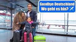 Goodbye Deutschland 2020 😍 Wir verlassen Deutschland! Wo geht es hin? Familien VLOG | Mamiseelen