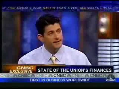 Paul Ryan and David Walker on Entitlements