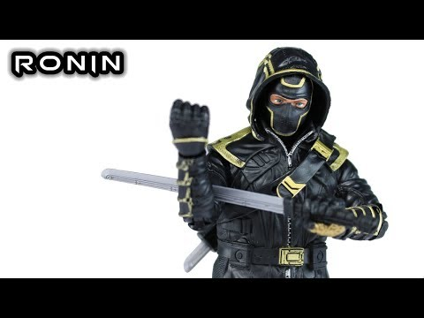 Marvel Legends RONIN (Hawkeye) Avengers: Endgame Thanos Wave Action Figure Review