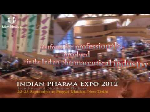 INDIAN PHARMA EXPO - 2012 Promo
