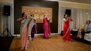 SANGEET PARTY:  FAMILY songs medley