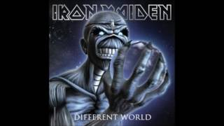 Iron Maiden Different World Hq