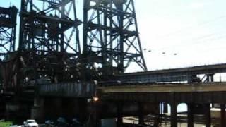 NEWARK, NJ PENN STATION AMTRAK AND NJ TRANSIT PASSENGER TRAINS