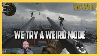 We Try A New Mini Game Mode in WW2
