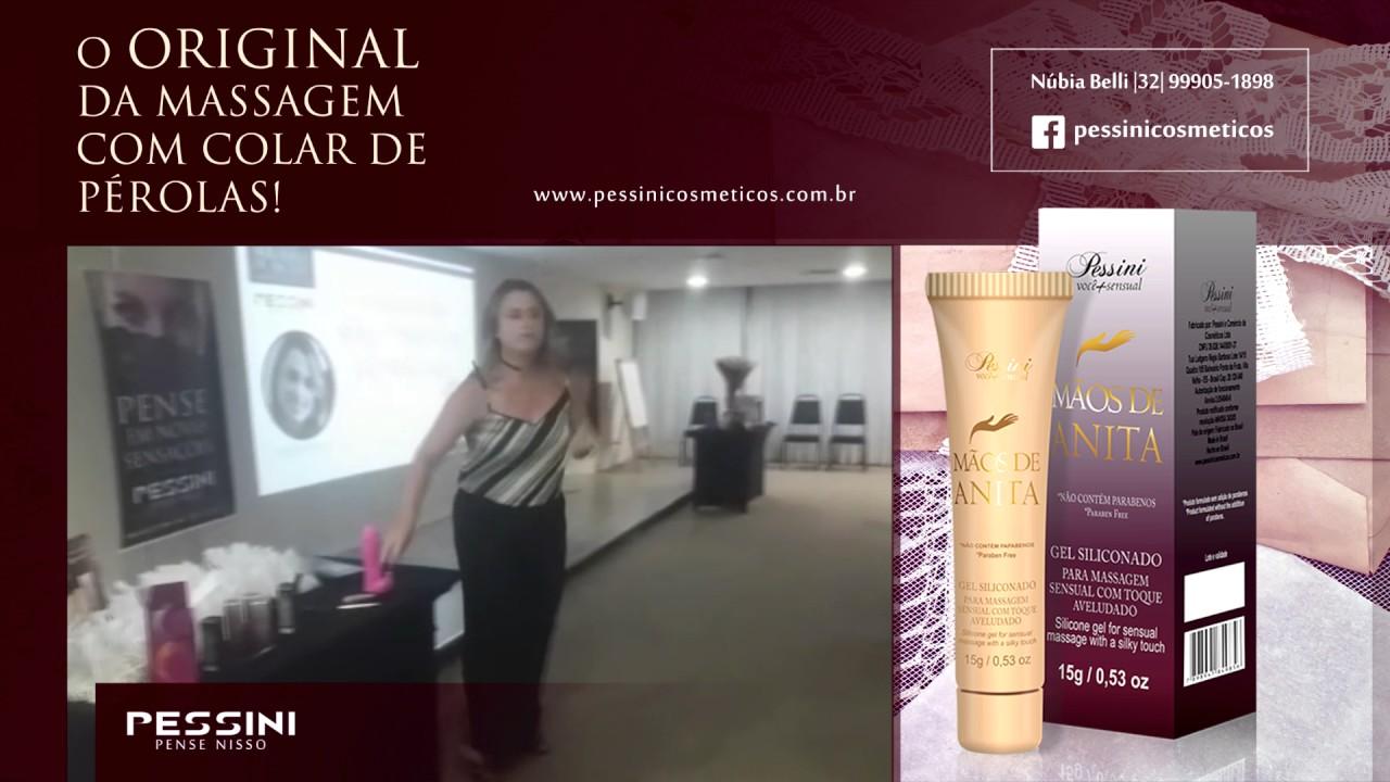 c41844869 Massagem Original COLAR DE PÉROLAS - MÃOS DE ANITA - YouTube
