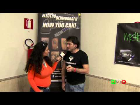XV International Tattoo Expo Roma - Intervista a Michele Berretta - www.HTO.tv from YouTube · Duration:  6 minutes 32 seconds