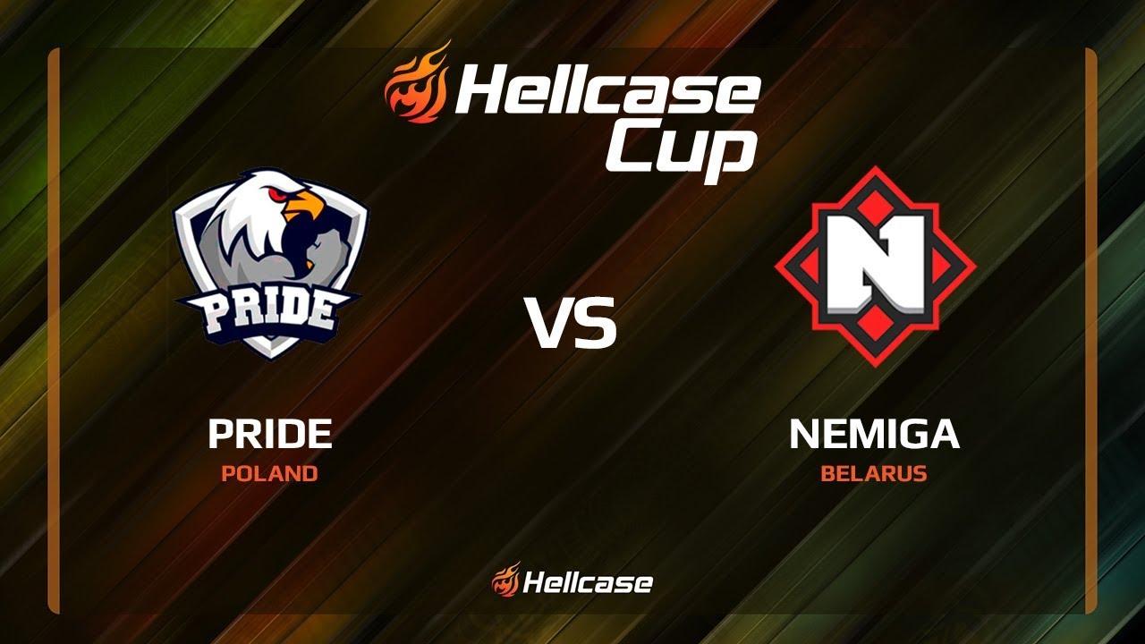 PRIDE vs Nemiga, train, Hellcase Cup 6