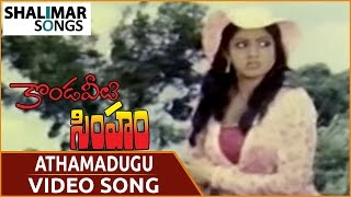 Kondaveeti simham is a 1981 telugu action drama film, directed by k. raghavendra rao and produced m. arjuna raju, sivarama raju nirvahana kumarji. ...