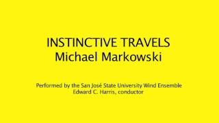 """Instinctive Travels"" by Michael Markowski"