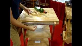Kk3001r: How To Use Your Bbq Kitchen Island