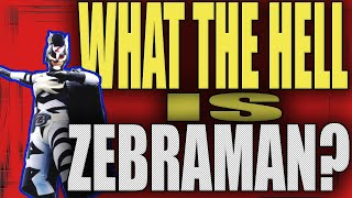 If you are interested in grabbing a copy of Zeberaman you can do it...