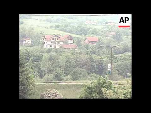 Kosovo - Unrest as militant group seeks autonomy