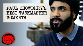 Paul Chowdhry's Best Taskmaster Moments