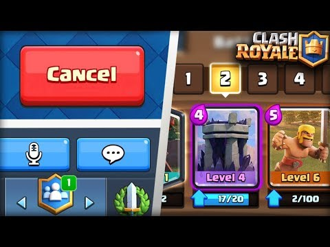 Thumbnail: 12 Things That Will NEVER Be Added in Clash Royale! Donate Legendaries, More levels & More!