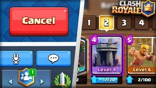 12 Things That Will NEVER Be Added in Clash Royale! Donate Legendaries, More levels & More!