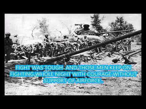 The Night of Indian Courage and Valour -- Battle of Longewala 1971