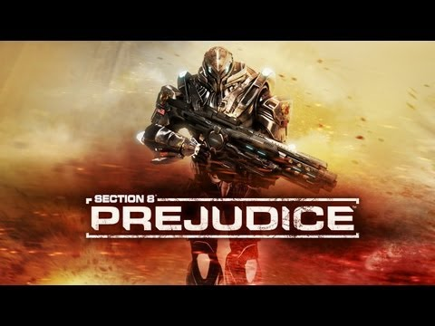 CGRundertow SECTION 8: PREJUDICE for PS3 / PlayStation 3 Video Game Review