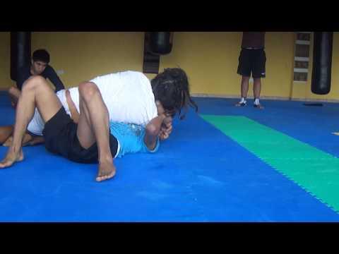 tony de souza en MMA CUSCO  05/12/2012