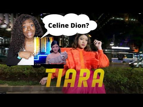 TIARA - I SURRENDER (Celine Dion) - RESULT U0026 REUNION - Indonesian Idol 2020 (REACTION)