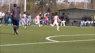 U10 FC Augsburg - Manchester City 1:2 Küffmann & Partner Cup 2015