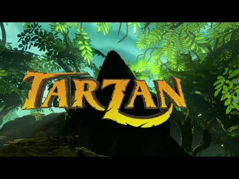Tarzan VR Teaser Trailer (Stonepunk Studios) -- Rift, PSVR, Vive, Index thumbnail