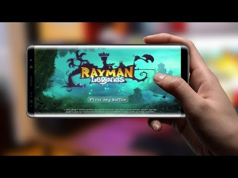 Rayman Android ! APK Download
