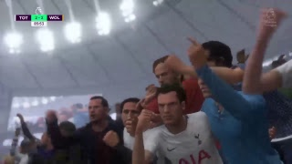 Tottenham  Career mode on FIFA 19
