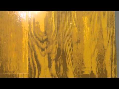 Paper bag floor wood plank final trial