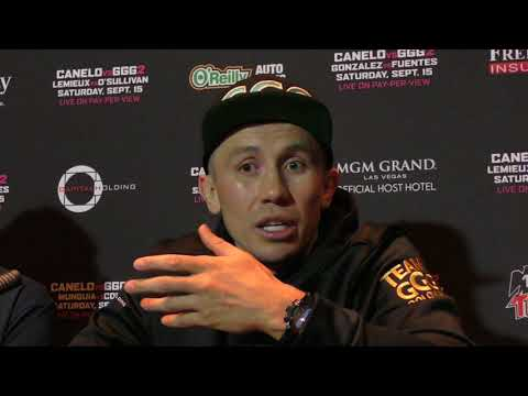 GGG Golovkin: Oscar De La Hoya is FAKE! Don't TRUST This Guy!!