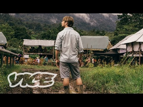 VICE Founder Shane Smith Interviews the Visionary Behind JUNGLETOWN