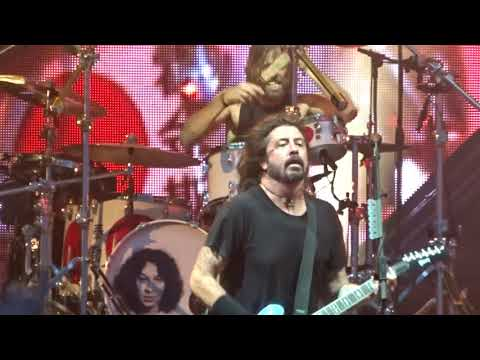 Foo Fighters  My Hero  Download Festival France 17 june 2018