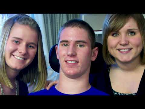 "Chris and Emily Norton ""The Seven Longest Yards"" on Walk in Faith Part 1"