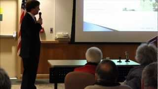 Part 3b, Walla Walla Tea Party January meeting, on the Second Amendment