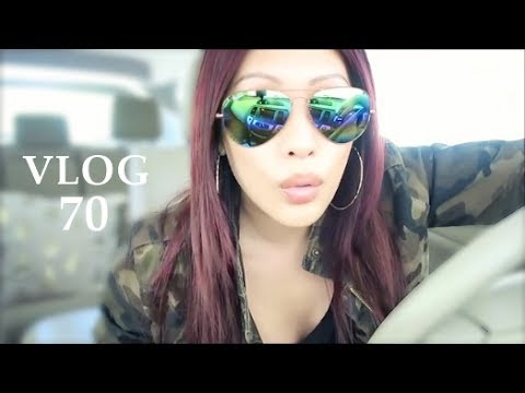 VLOG 70 :: T****t Hates My Body, Ray Bans, Drugstore Foundations