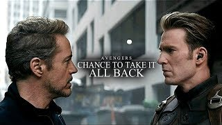 (Marvel) Avengers | Chance To Take It All Back
