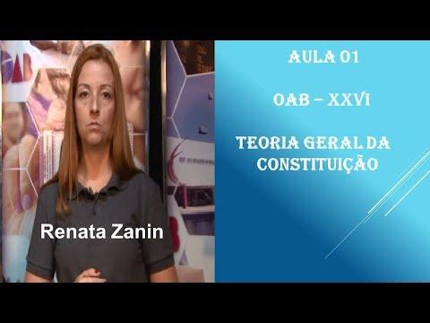OAB XXVI - Aula 1 | Direito Constitucional - Gratuito