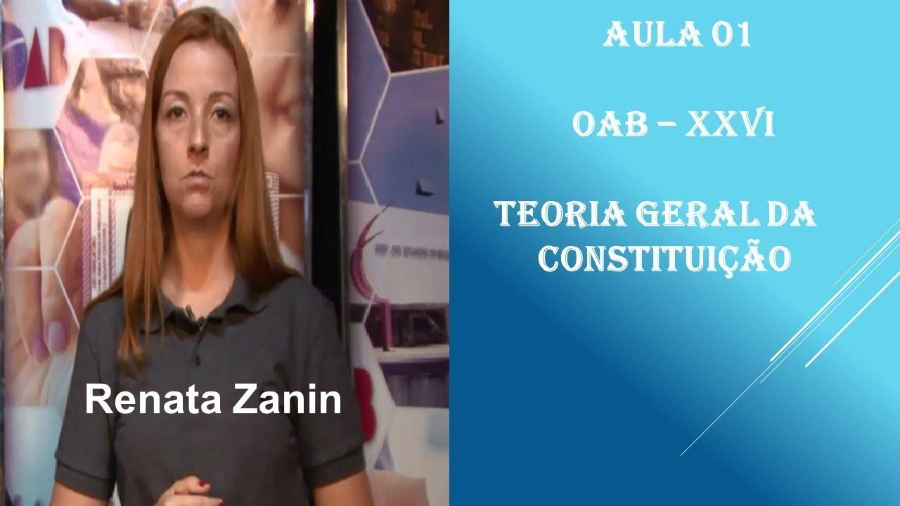 video aula de direito constitucional lfg
