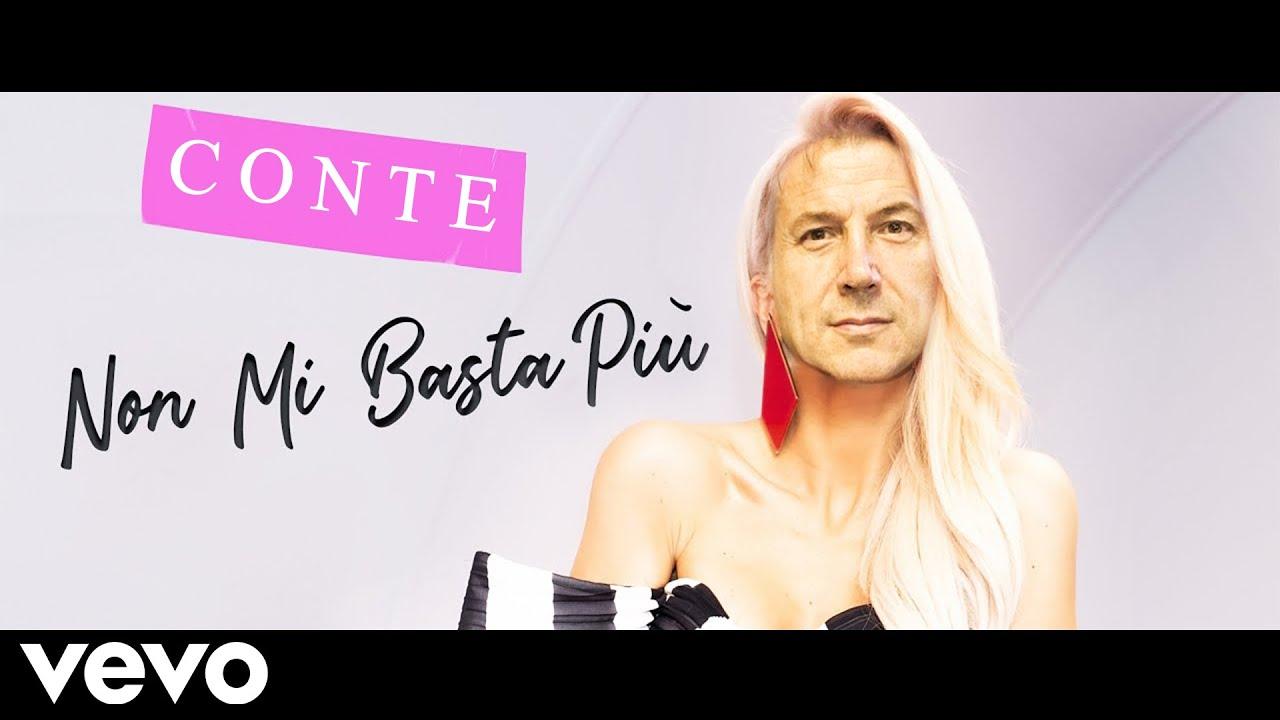 Giuseppe Conte canta NON MI BASTA PIÙ di Baby K
