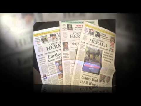 Compton Herald Newspaper