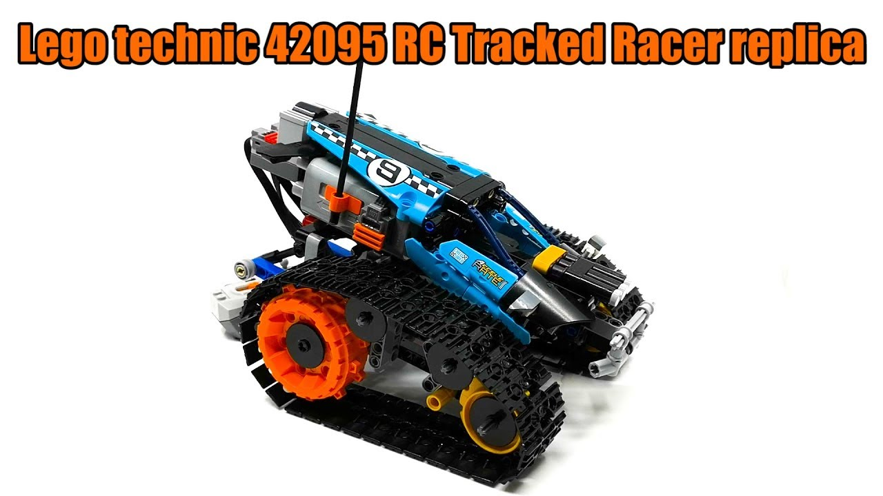 2019 lego technic 42095 rc tracked racer replica youtube. Black Bedroom Furniture Sets. Home Design Ideas