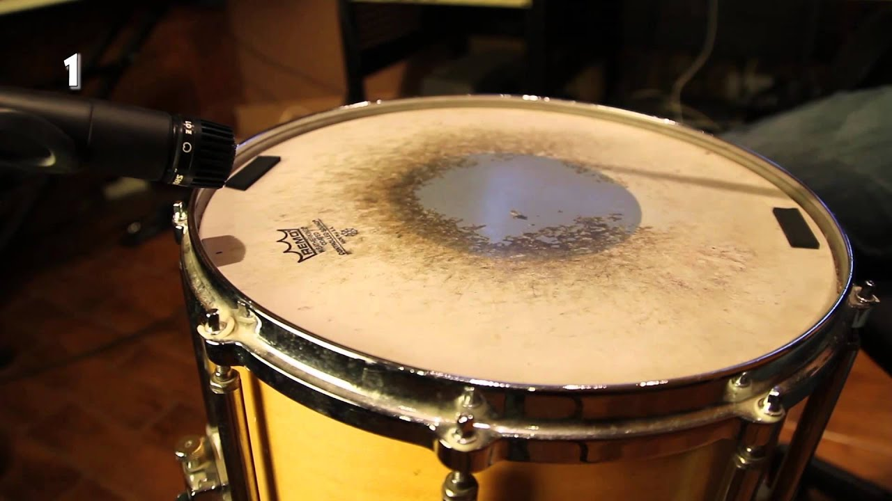 mic placement comparisons snare drum top youtube. Black Bedroom Furniture Sets. Home Design Ideas