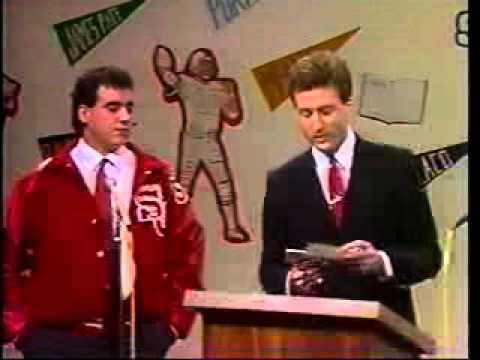 St. Joseph Academy on KRGV All Valley Scholastic Sports  1989