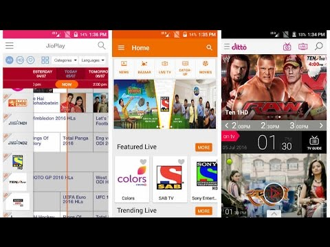 Watch all star channel in jio tv without hot star install