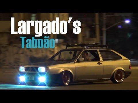 Os Largado's - Carros de Taboão da Serra.
