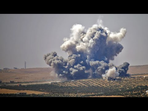 Syria, Russia resume bombing campaign in Deraa