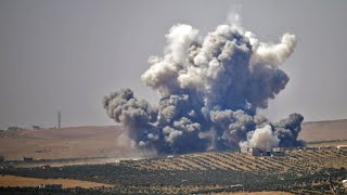 Syria, Russia resume bombing campaign in Deraa