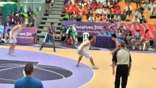 Youth Olympic Fiba 33 Basketball 17 Aug 10 - Spain v Philippines 2nd Half