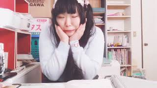 About this channel 【Japanese chubby fat girl challenge English 】