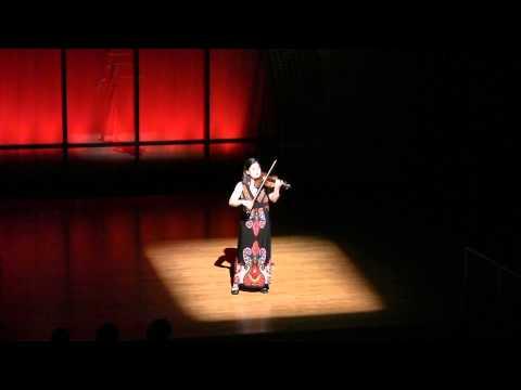 Maria Millar - Sakura for Solo Violin